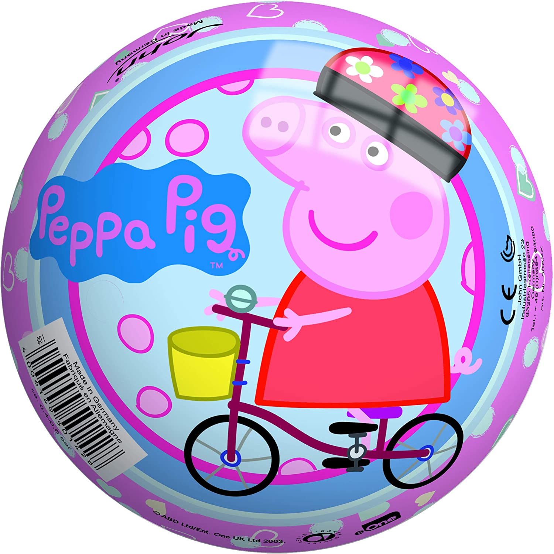 Simba Pelota 140 Mm Peppa Pig: Amazon.es: Juguetes y juegos