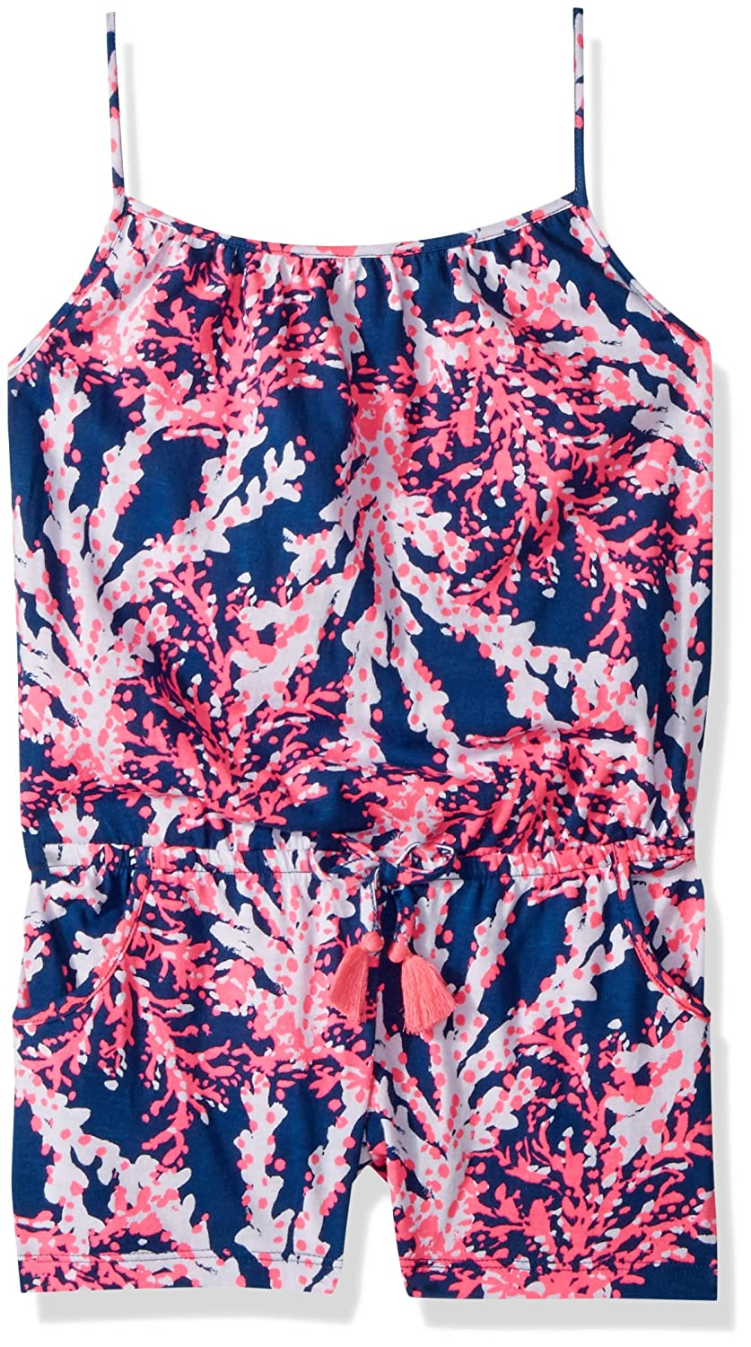 Amazon Com Lilly Pulitzer Little Girls Aleene Romper Clothing