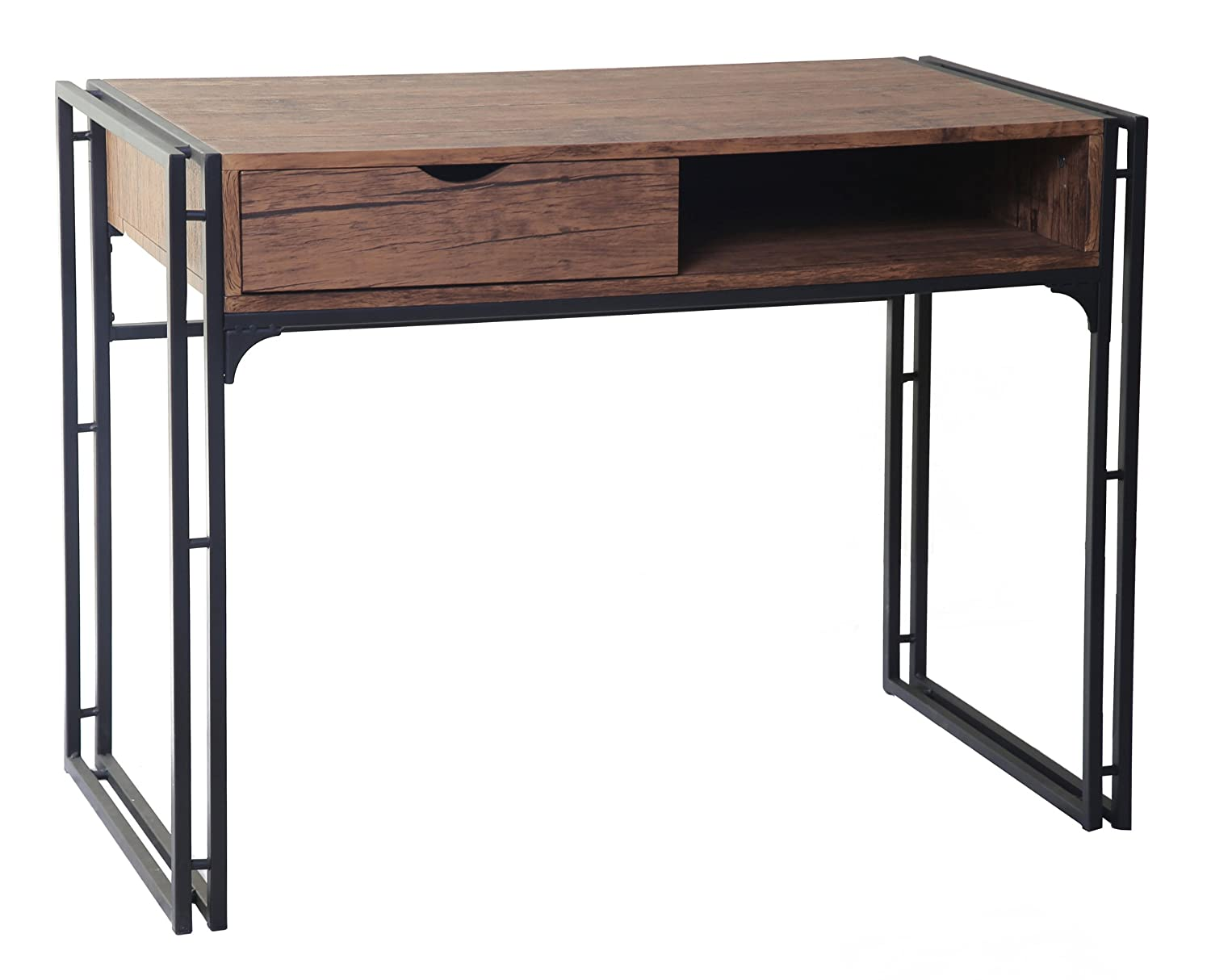 Ts ideen bureau design table console table de travail bureau