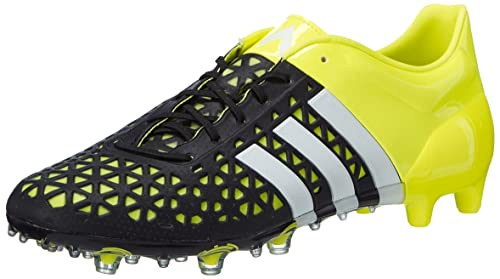 bccd9b01c747 Adidas Men s ACE 15.1 FG AG Core Black