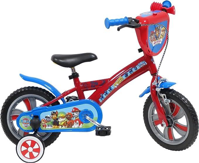 EDEN-BIKES - Bicicleta Infantil de la Patrulla Canina, Multicolor ...
