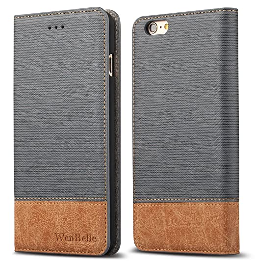 9ac43f68d121bf Amazon.com  WenBelle for iPhone 6s Plus 5.5