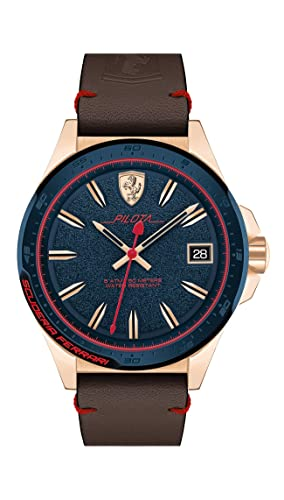 chronograph watch ferrari gran watches premio gents scuderia mens