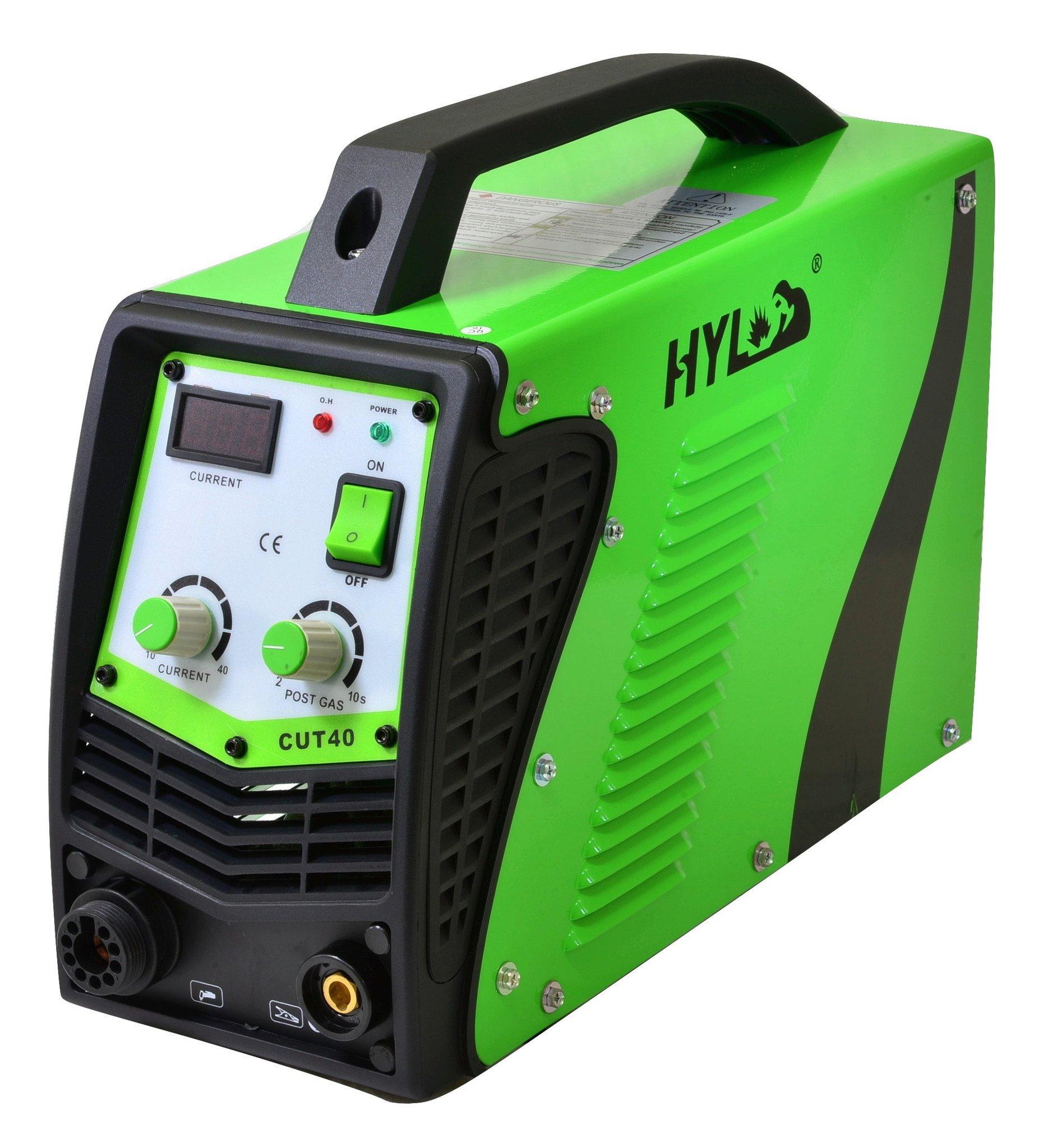 HYL CUT40C Plasma Cutter - Portable Plasma Cutter - 2YR USA WARRANTY WITH USA BASED PARTS AND SERVICE …
