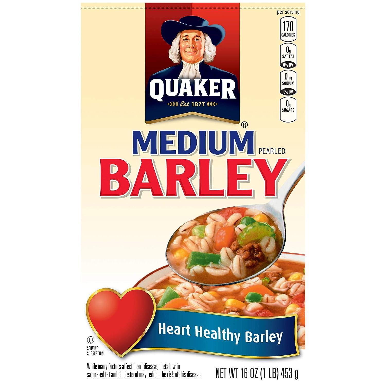 BARLEY, PEARL DRY, Package of 12 by PepsiCo