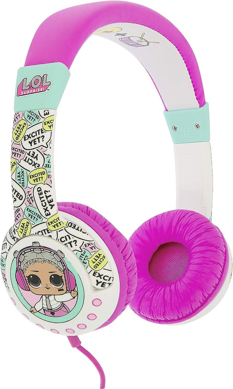 casque audio paillette lol
