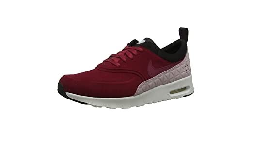 Nike Air Max Thea Premium 845062600 Color: Burgundy