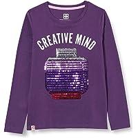 LEGO MW-Langarmshirt Mit Pailletten Camiseta para Niñas