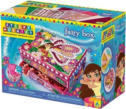 Orb Factory Sticky Mosaics Ballerina Dream Box Kit