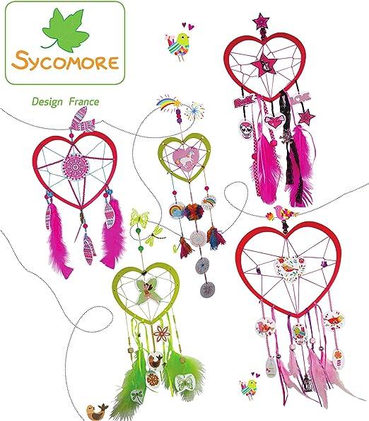 Sycomore CRE1034 knutselset voor kinderen, 6 projecten om