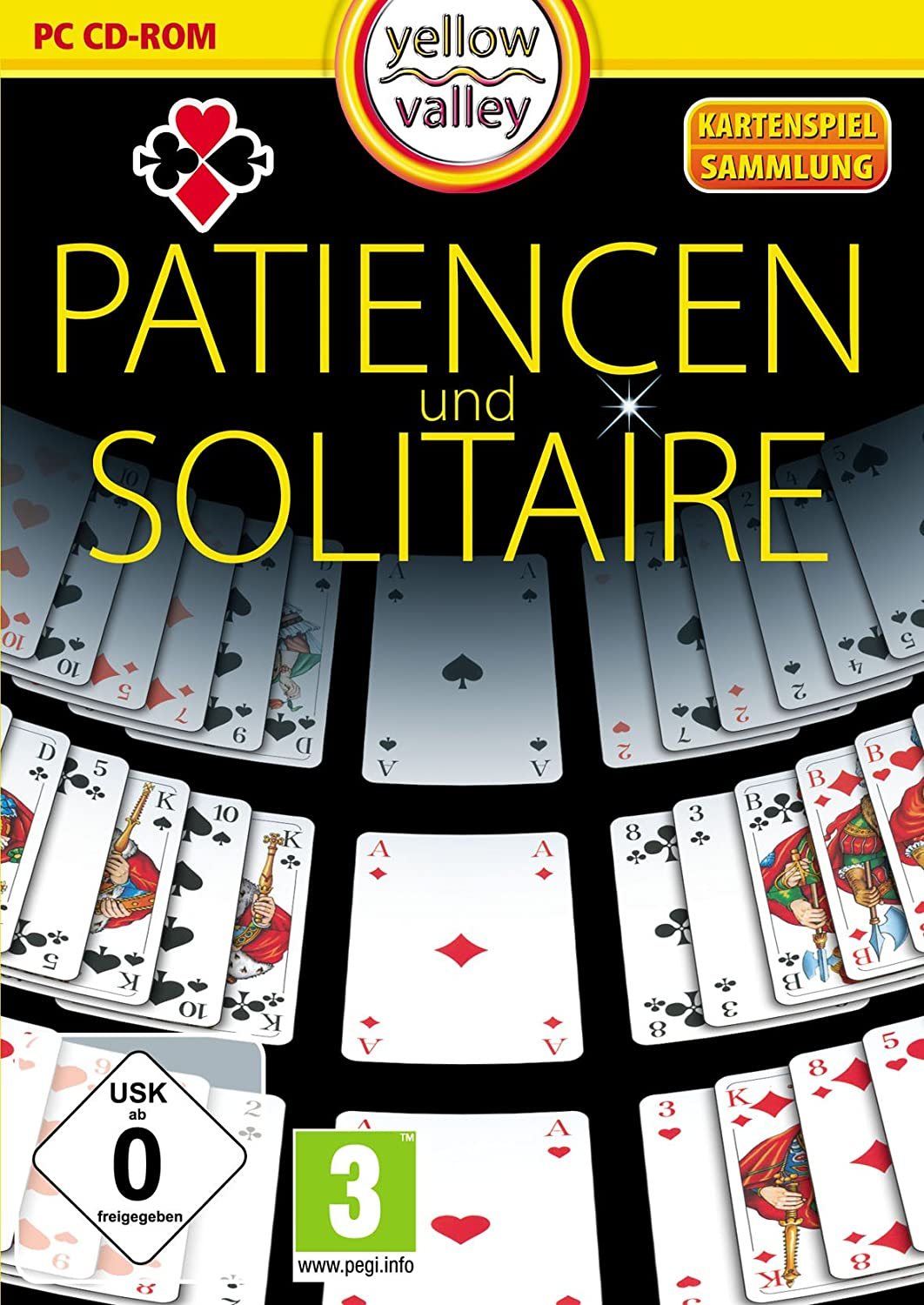 Patiencen & Solitaire: Amazon.de: Games
