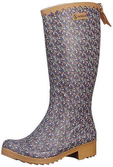 sale retailer ede56 51733 Victorine Classiques Aigle Bottines Pt Multicolore Femme f4w