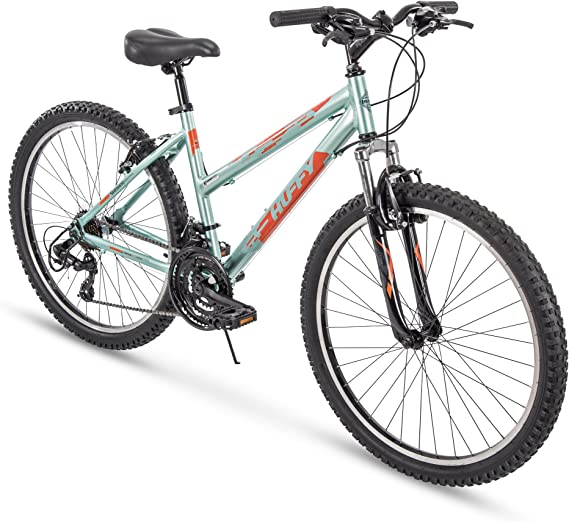 Huffy Hardtail Mountain Trail Bike 24 inch