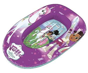 Princesa Nella- Barca Hinchable (Saica 4004): Amazon.es ...