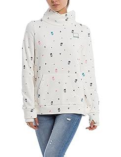 ShirtNoirBlack Sweat Bench Jumper Velvet Embroidery dCxBoer