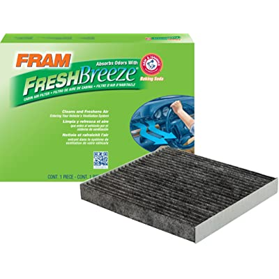 FRAM CF11671 Fresh Breeze Cabin Air Filter with Arm & Hammer: Automotive