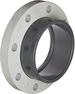 Schedule 80 3//4 Socket Class 150 Van Stone Flange Gray Spears 854-007 PVC Pipe Fitting
