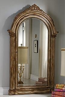 Amazon.com: Hooker Furniture 638-50033 Melange Encircle Floor Mirror ...