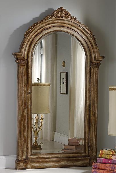 Incroyable Hooker Furniture Melange Vera Floor Mirror With Jewelry Storage Finish