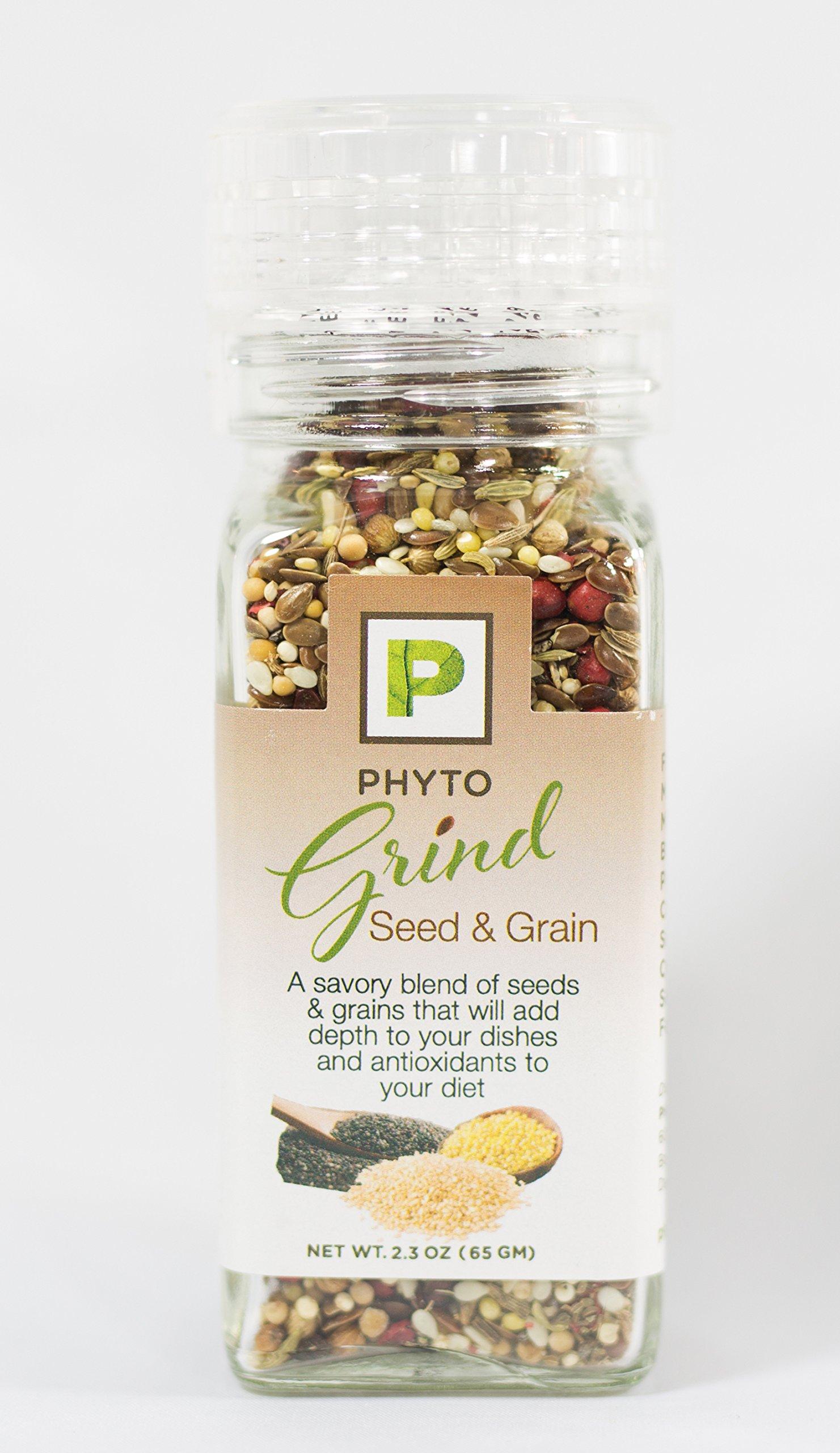 PhytoGrind Seed & Grain Blend