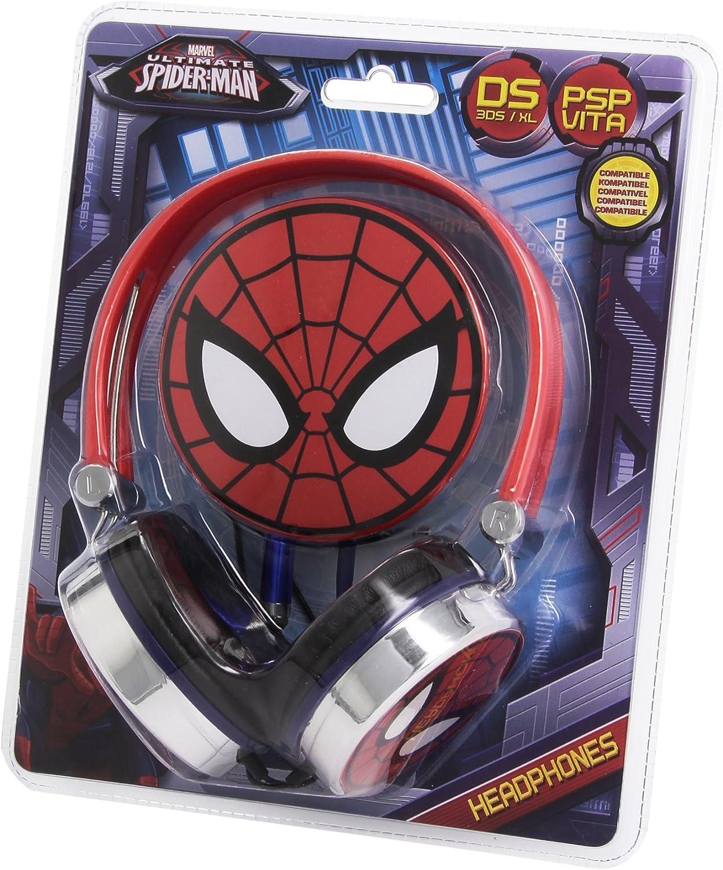 Headset Kopfhörer Spiderman Ultimate Nintendo Ds Lite Elektronik