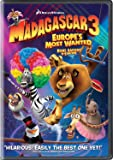 Madagascar 3: Europes Mst Wntd