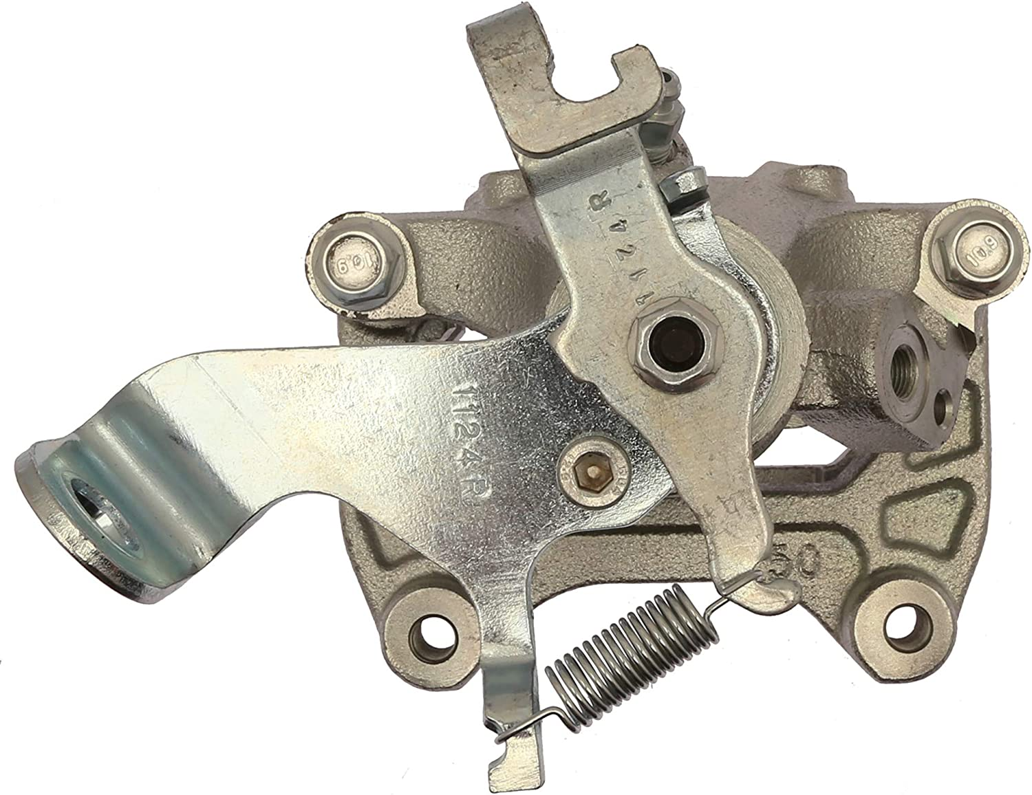 ACDelco 18FR12741C Professional Rear Disc Brake Caliper Assembly Remanufactured Friction Ready Coated