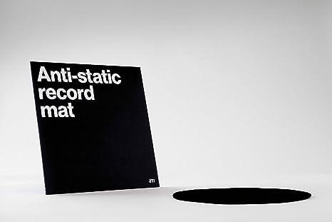 AM Clean Sound - Alfombrilla antiestática para discos de ...