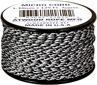 product image for Atwood Rope MFG Urban Camo MC03 1.18mm x 125' Micro Cord Paracord Made in the USA
