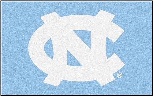 FANMATS NCAA UNC University of North Carolina – Chapel Hill Tar Heels Nylon Face Ultimat Rug