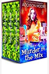 Murder in the Mix Books 1-3 (Murder in the Mix Boxed Set Book 1) Kindle Edition
