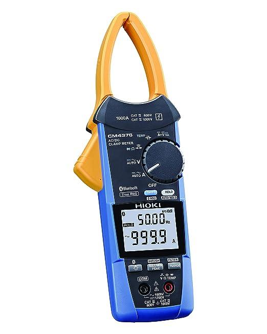 HIOKI (日置電機) AC/DCクランプメータ(AC/DC1000A Bluetooth搭載) CM4376