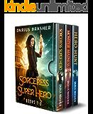 Sorceress Super Hero Series: Books 1-3 (Urban Fantasy Box Set)