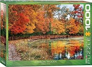EuroGraphics Sharon Woods, Ohio Puzzle (1000-Piece)