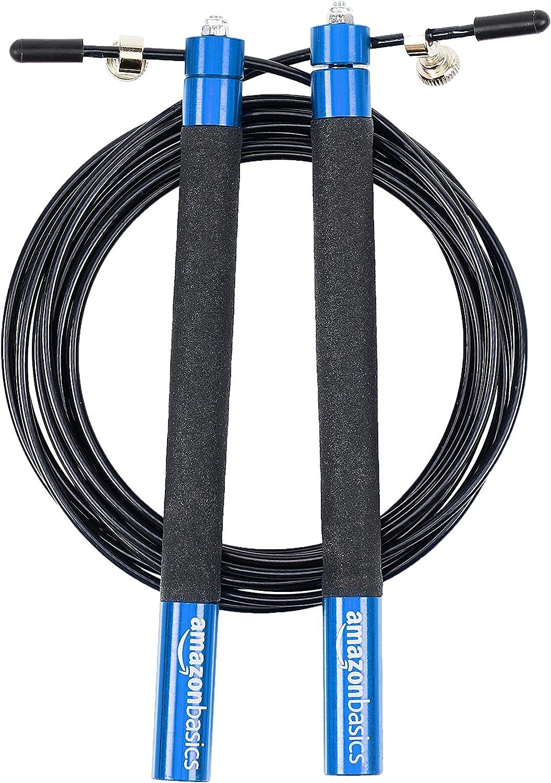 Basics Aluminum and Grip Speed Jump Rope