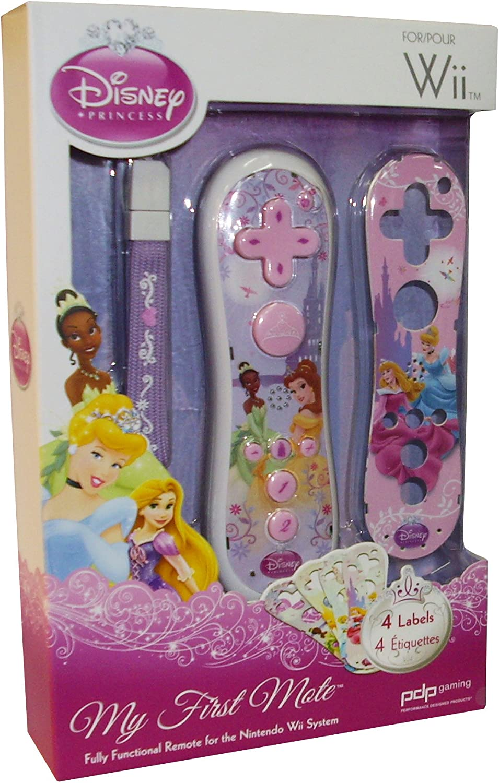 IMPS - Pack De Mandos Mini Con Princesas Disney (Nintendo Wii ...