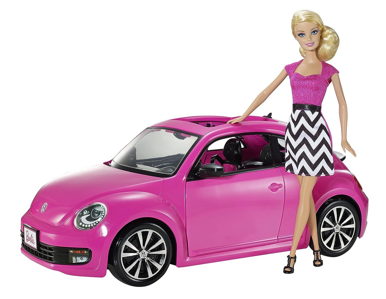 Barbie BJP37 - Maggiolone (Macchina - Auto / Volkswagen Beetle offerte