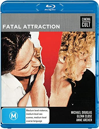 Fatal Attraction [Blu-ray]: Amazon.co.uk: DVD & Blu-ray