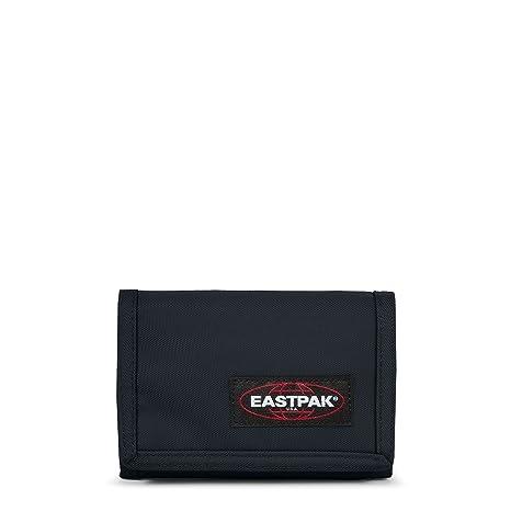 6f5dadcbb7 Eastpak Portafoglio singolo Crew, 13 cm, blu (Cloud Navy): Amazon.it ...