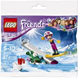 LEGO Friends Snowboard Tricks (30402) Bagged
