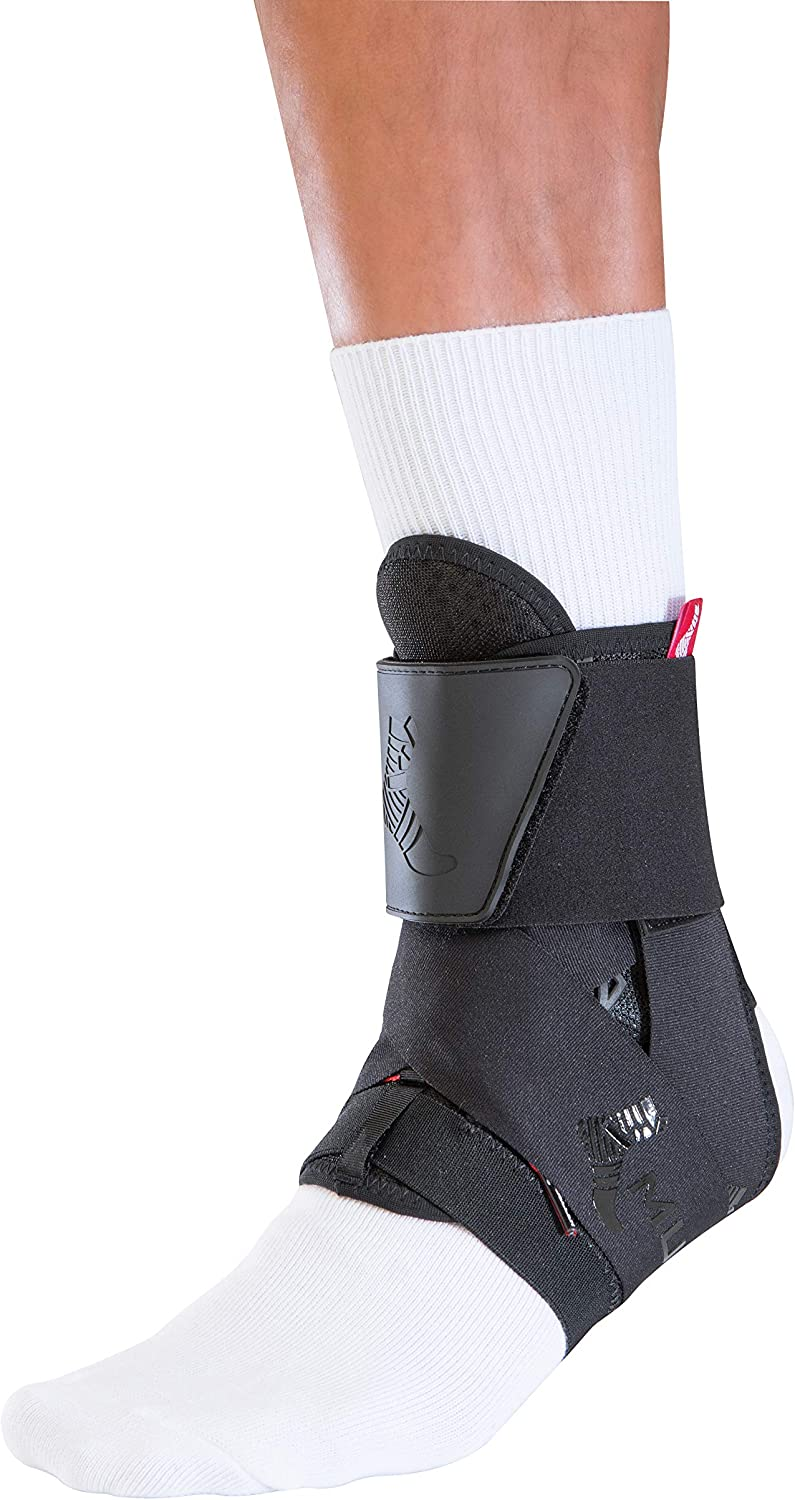 Mueller Sports Medicine The One Ankle Brace Premium, Black, Large: Health & Personal Care