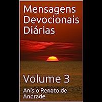 Mensagens Devocionais Diárias: Volume 3