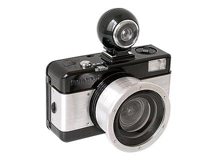 Lomography Fisheye Camera Pack Dark Green Foto & Camcorder