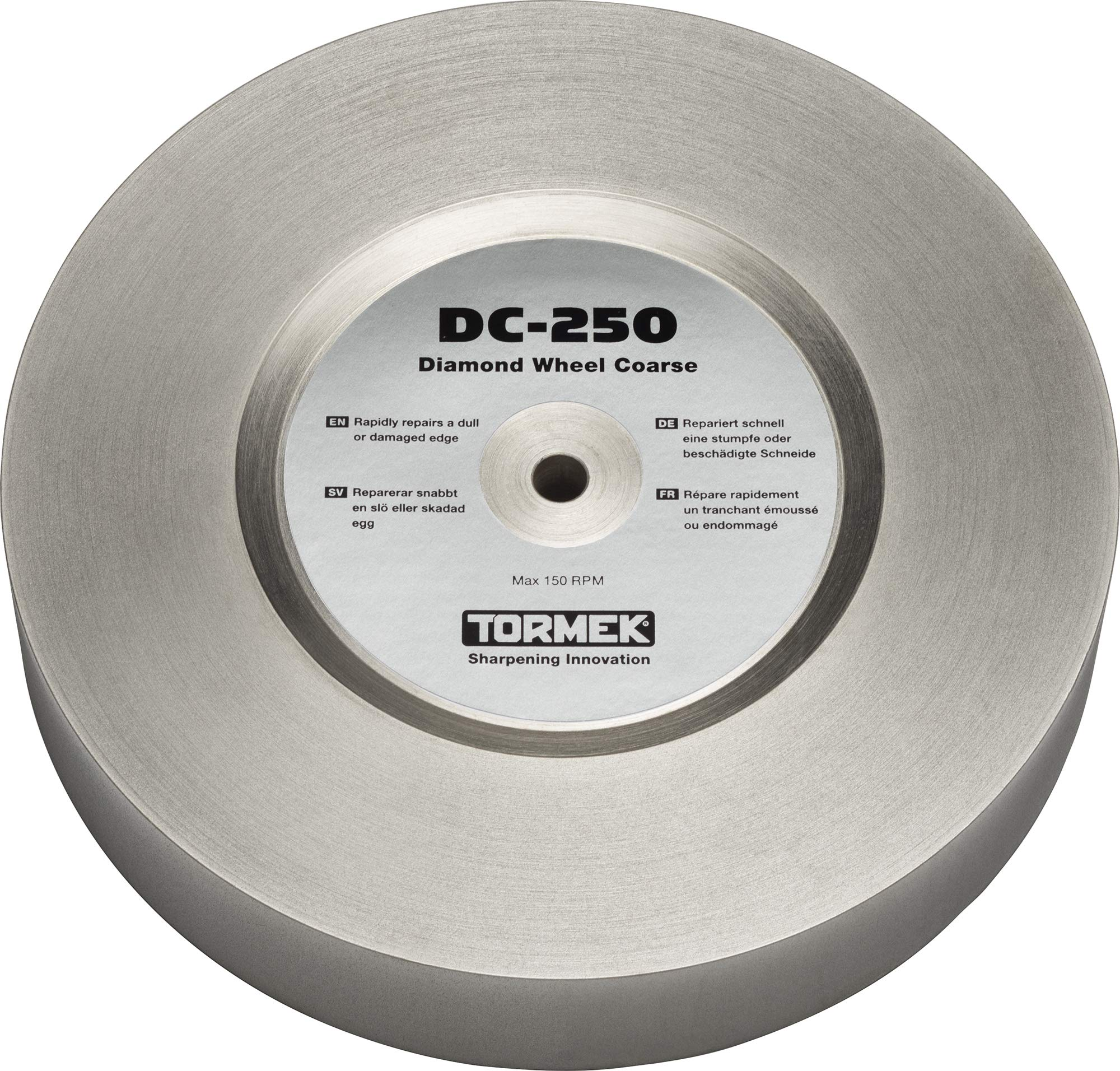 Tormek 360 Grit Diamond Wheel Coarse - DC-250 for T-8 and T-7