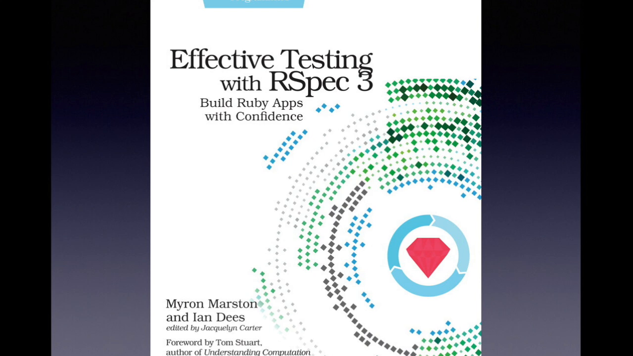 Effective testing with rspec 3 build ruby apps with confidence related media fandeluxe Gallery