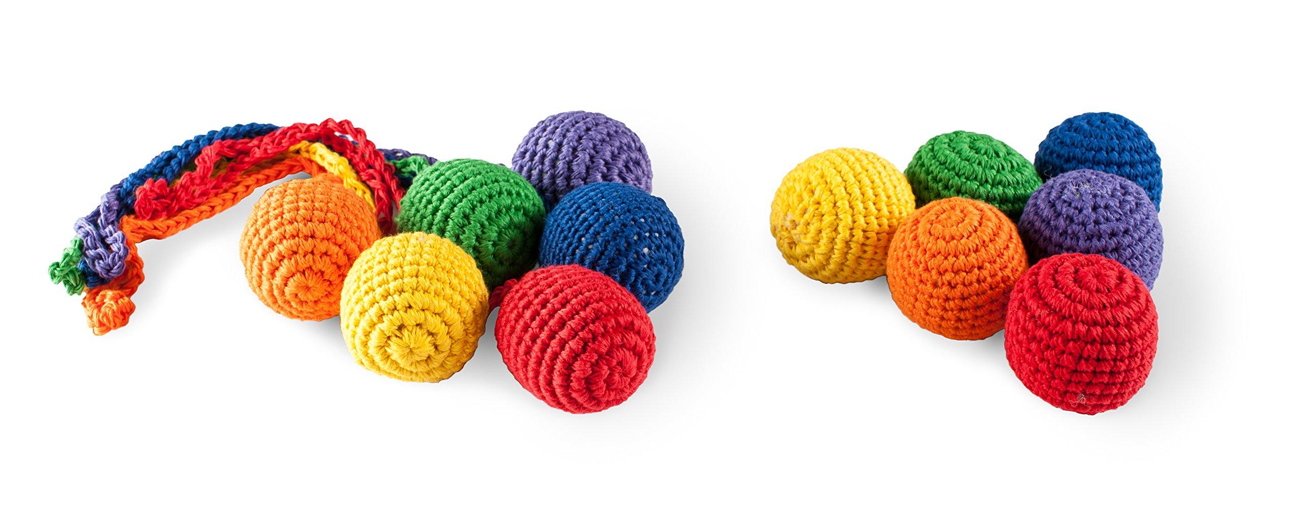 FROEBEL Gift 1 - Yarn Balls by FROEBEL (Image #1)
