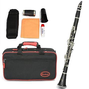 Conductor clarinete - Serie II, con estuche de lujo y ...
