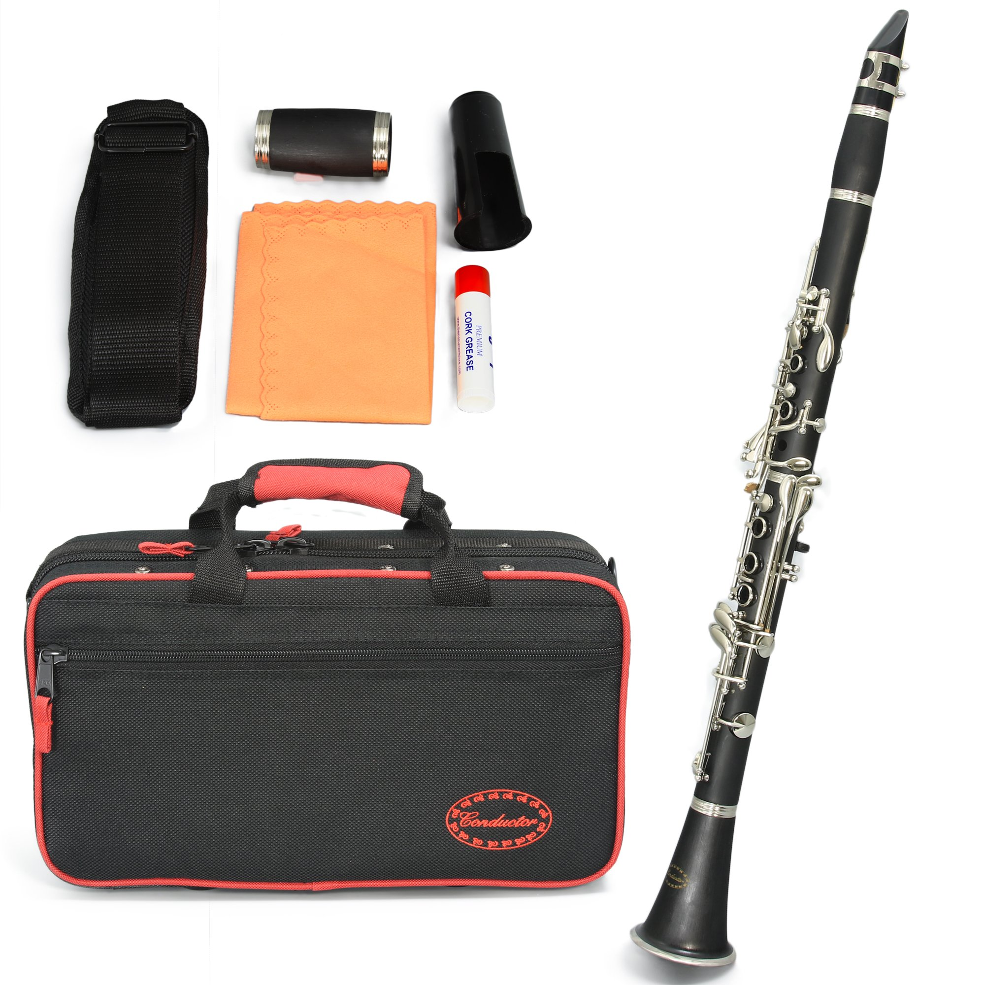 Conductor Clarinet - Series II, with Deluxe Case and Accessories