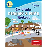 2nd Grade Reading & Math Workout: Activities, Exercises, and Tips to Help Catch Up, Keep Up, and Get Ahead