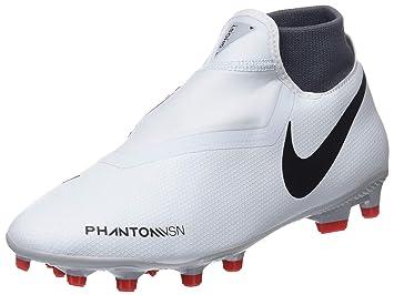 013bea6bbd9b NIKE Hypervenom Phantom Vision Academy DF MG Soccer Cleat (Pure Platinum)  (Men's 9/Women's 10.5): Amazon.ca: Sports & Outdoors